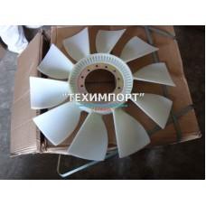 Вентилятор Ф570 без круга 10 лопастей 61500060131
