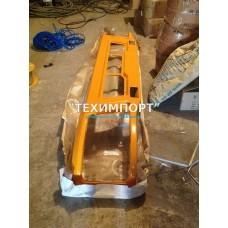Бампер металический  F3000 желтый DZ93259932159